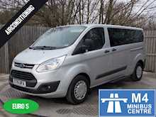 Ford Tourneo Custom 9 Seat L2 Zetec - Thumb 0