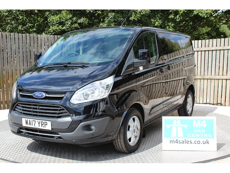 Ford Transit Custom Limited Image 1