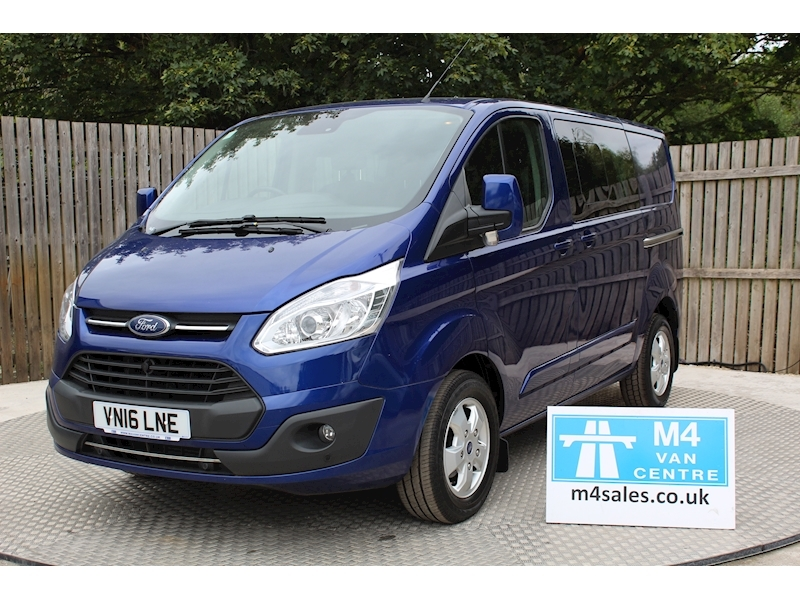 Ford Transit Custom 290 Limited Combi Image 1