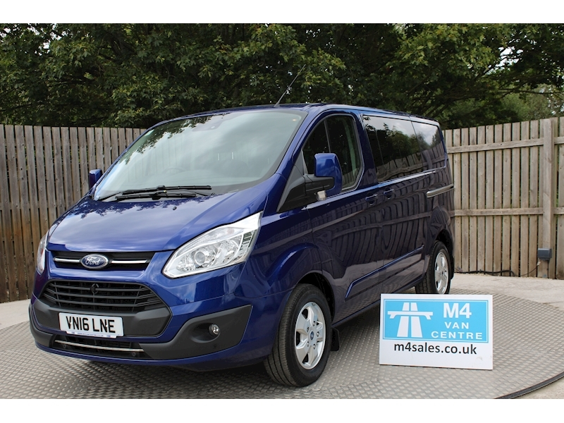 Ford Transit Custom 290 Limited Image 1