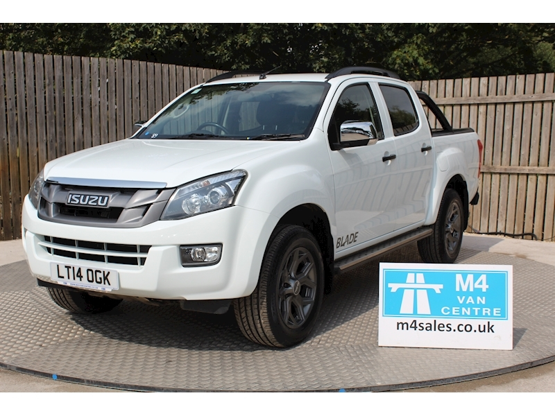 Isuzu D-Max D/C Pick Up