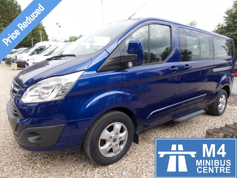 Tourneo Custom 310 Titanium Tdci LWB 2.0 Manual Diesel