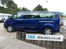 Ford Tourneo Custom 9 Seat LWB Titanium - Thumb 4