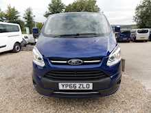 Ford Tourneo Custom 9 Seat LWB Titanium - Thumb 5