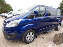 Ford Tourneo Custom 9 Seat LWB Titanium - Thumb 6