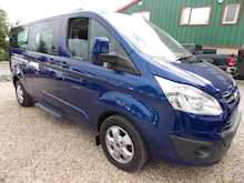 Ford Tourneo Custom 9 Seat LWB Titanium - Thumb 8