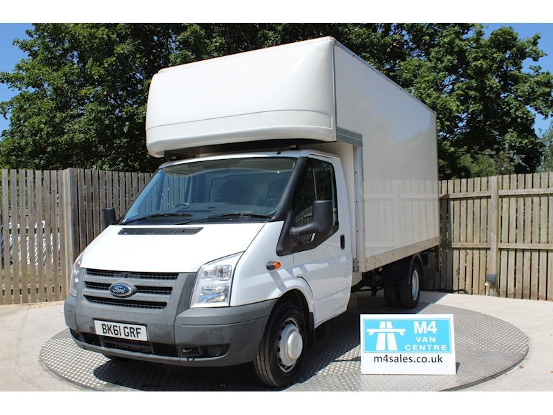 Ford Transit 350 LWB Luton with Alloy T/Lift Image 1