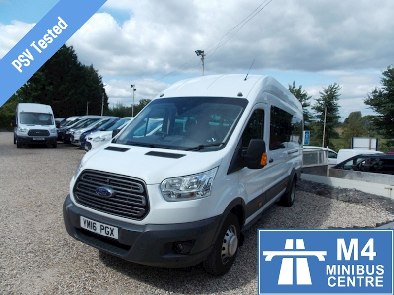 Ford Transit Trend 125ps !7 seater Image 1