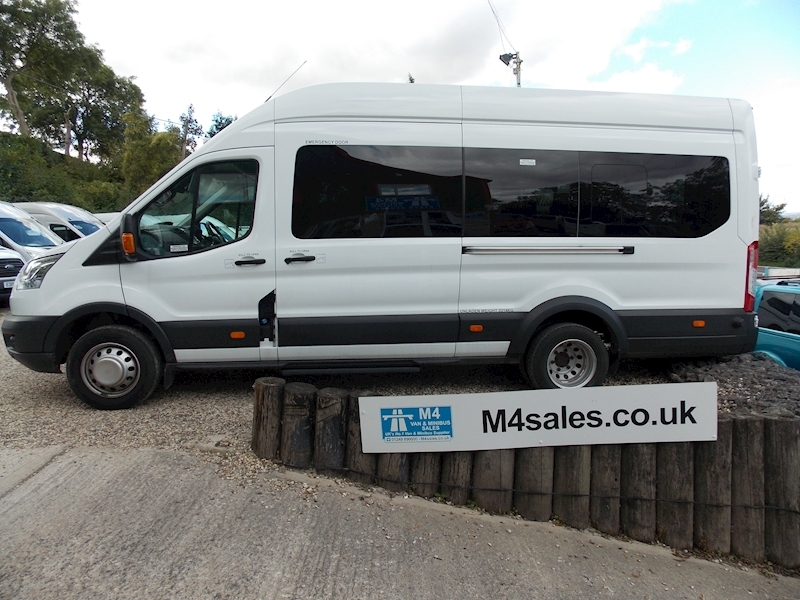 Ford Transit 155ps 17 Seat Trend Image 1