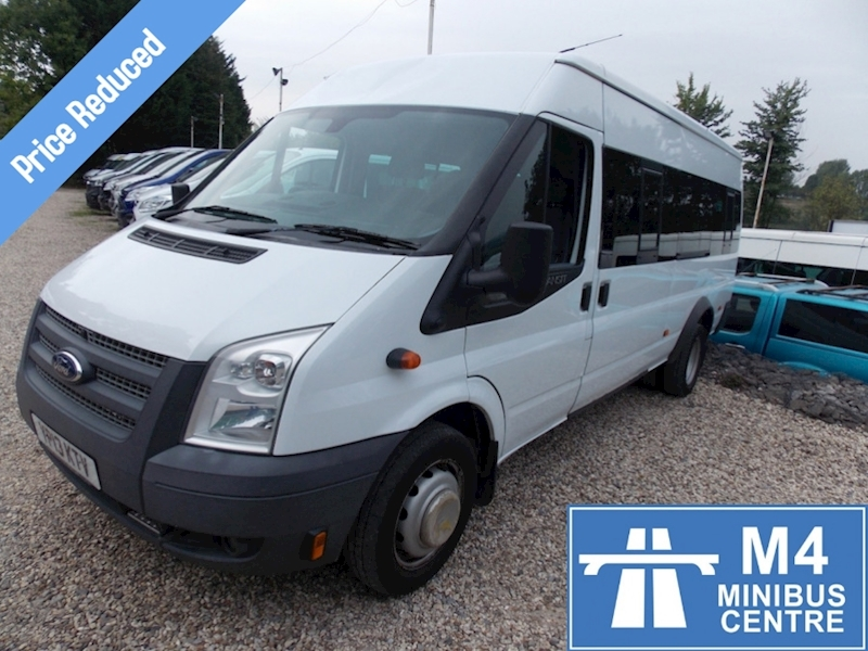 Ford Transit 135ps 17 Seater Image 1