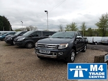 Ford Ranger Limited 4X4 Dcb Tdci Double Cab - Thumb 0
