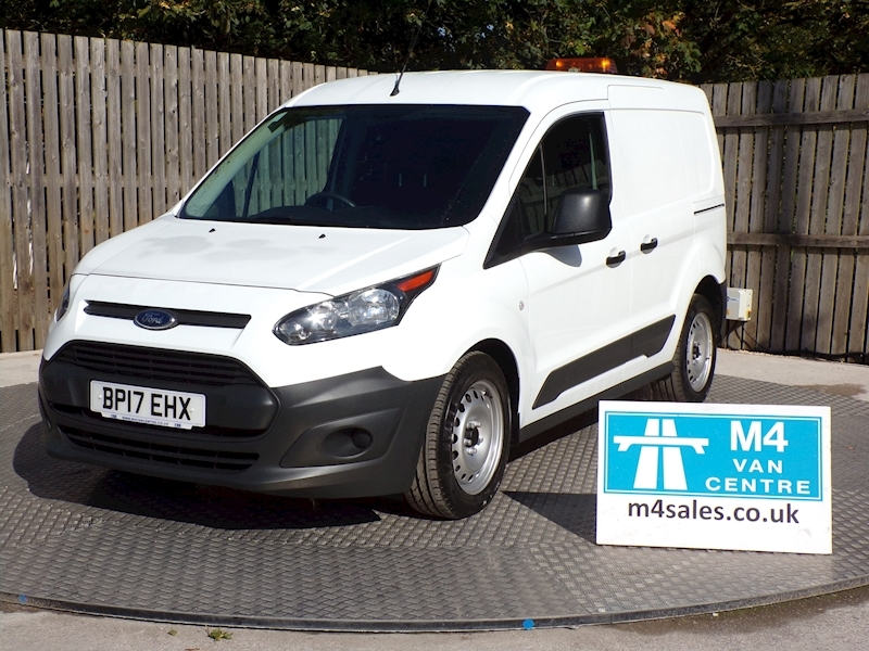 Transit Connect 200 P/V Panel Van 1.5 Manual Diesel
