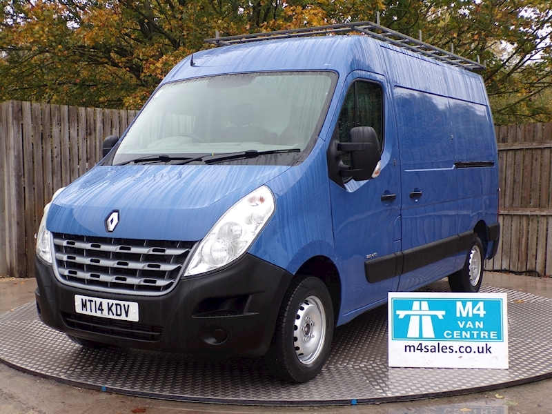 Renault Master Mm35 Dci MWB 125PS Image 1