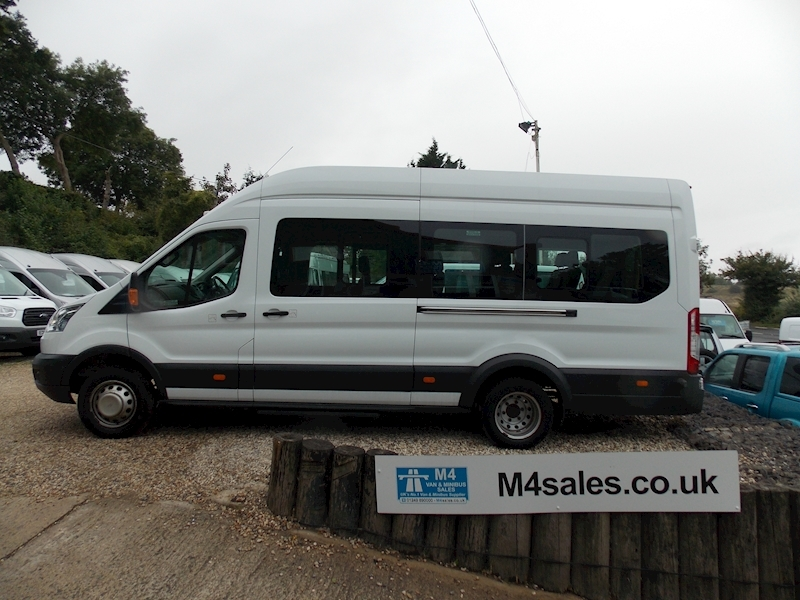 Ford Transit 125ps, 14st wheelchair access Image 1