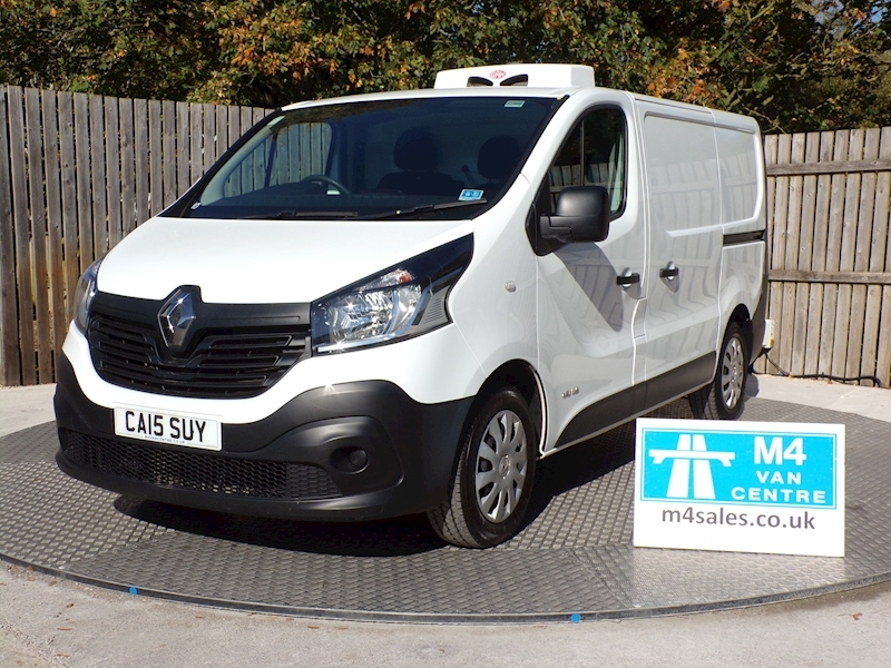 Renault Trafic Sl27 Business Dci Fridge van Image 1