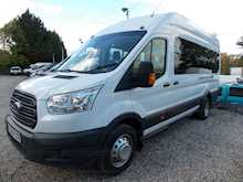 Ford Transit 125ps 17 Seat Trend - Thumb 4