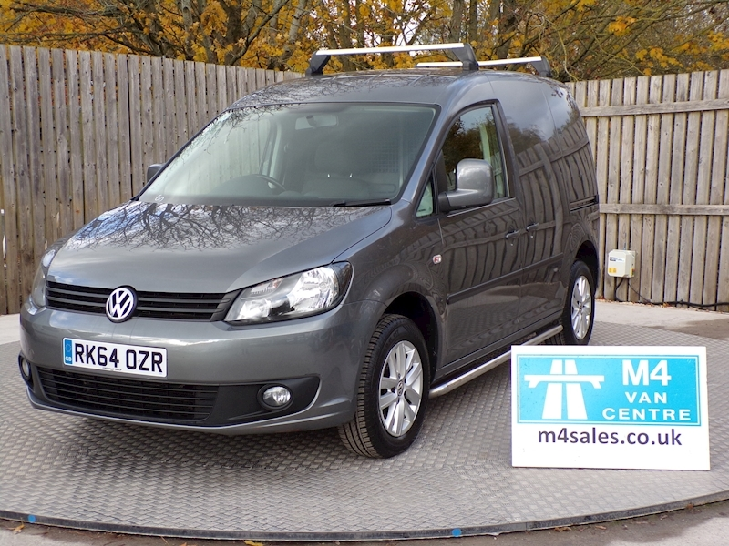 Volkswagen Caddy C20 Tdi B-Tech Highline A/c Image 1