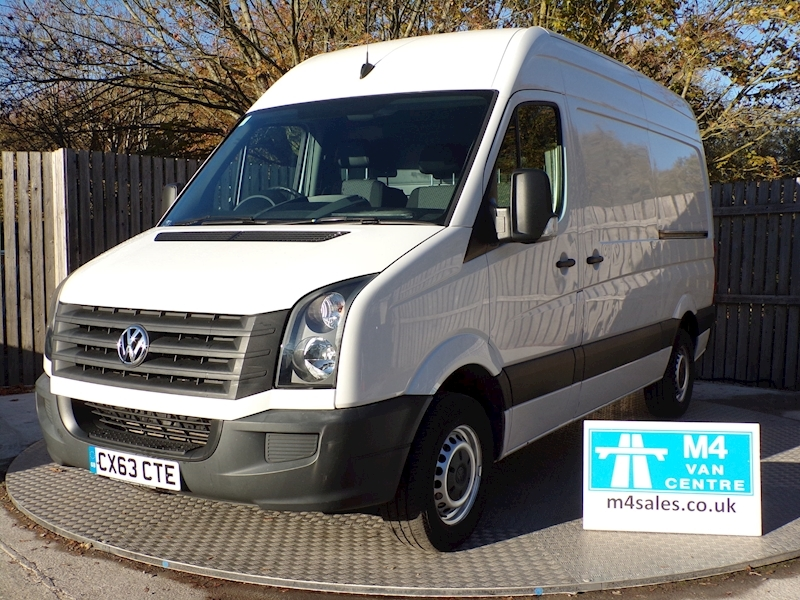 Volkswagen Crafter Cr35 Tdi H/R MWB A/C Image 1
