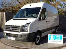 Volkswagen Crafter Cr35 Tdi H/R MWB A/C - Thumb 0
