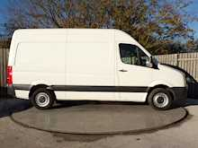 Volkswagen Crafter Cr35 Tdi H/R MWB A/C - Thumb 3