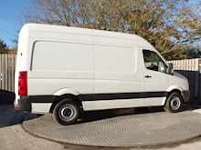 Volkswagen Crafter Cr35 Tdi H/R MWB A/C - Thumb 4