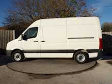 Volkswagen Crafter Cr35 Tdi H/R MWB A/C - Thumb 7