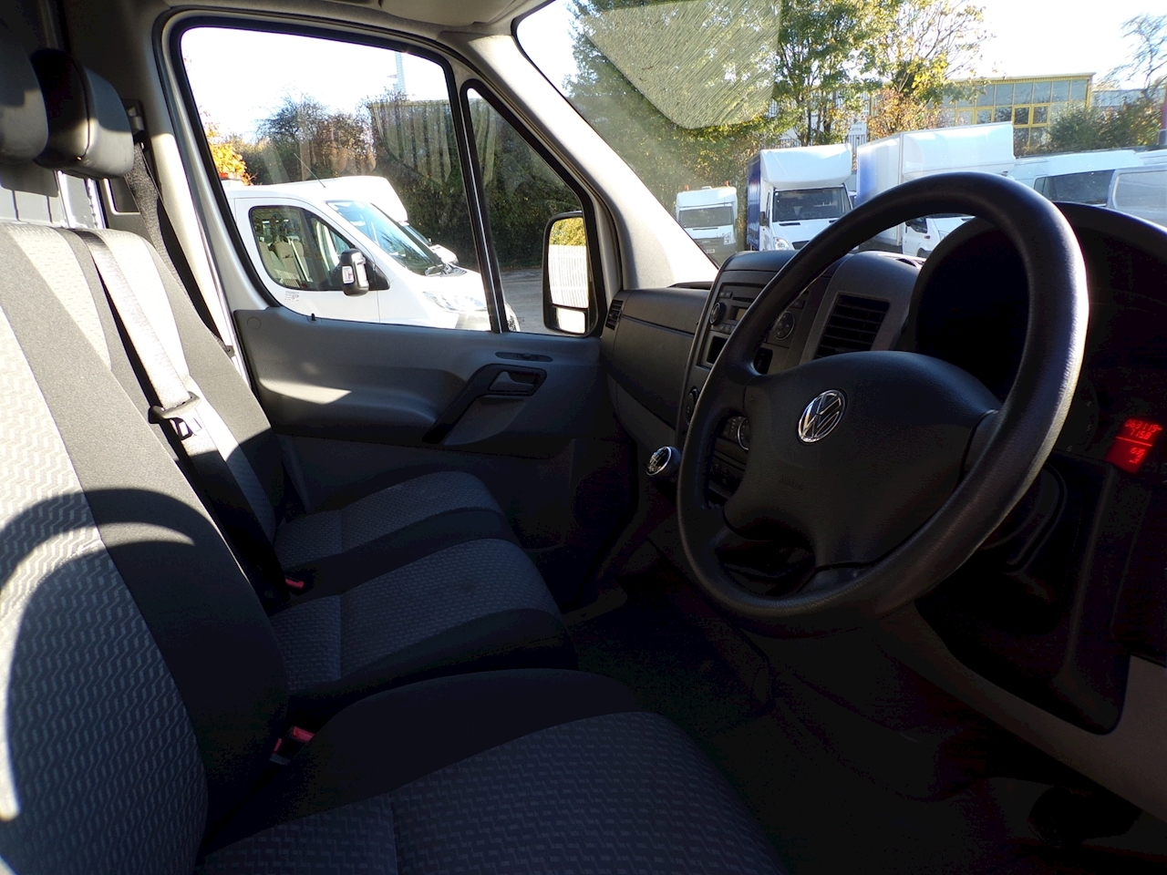 Volkswagen Crafter Cr35 Tdi H/R MWB A/C