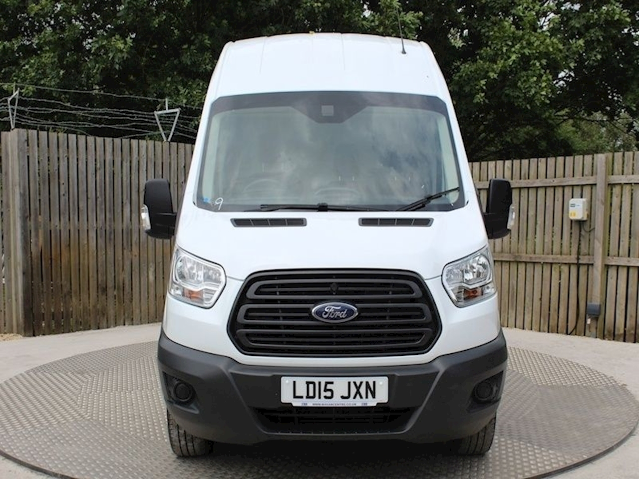 Ford Transit 350 H/R 125PS LWB