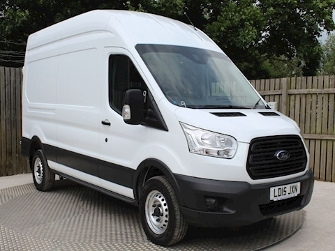 Transit 350 H/R P/V Panel Van 2.2 Manual Diesel No VAT