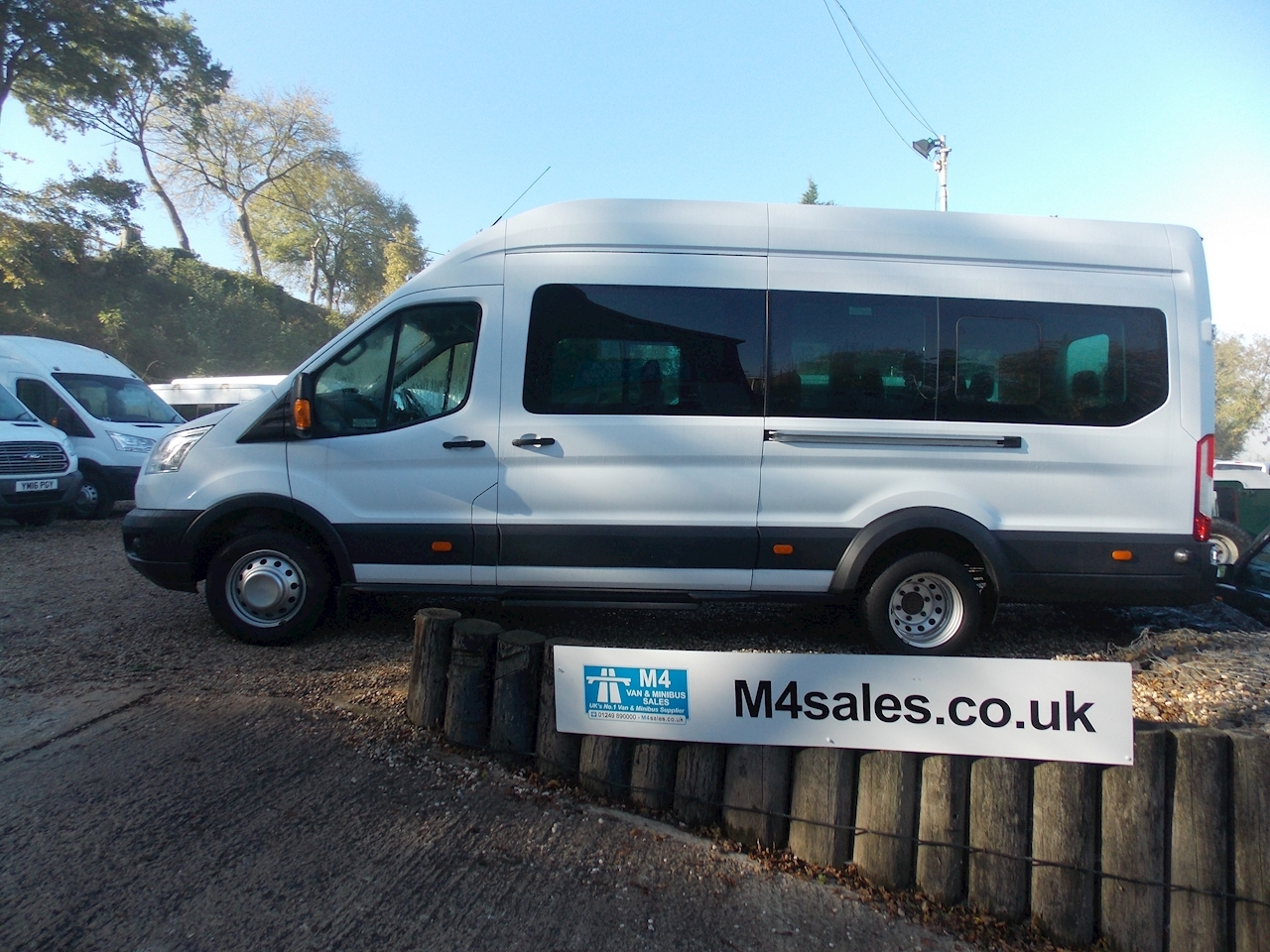 Ford Transit 125ps,17st trend,full a/c