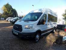 Ford Transit 125ps,17st trend,full a/c - Thumb 4