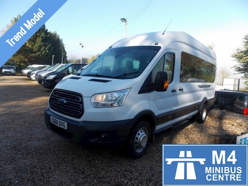 Ford Transit 125ps,17st trend,full a/c Image 1