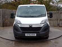 Citroen Relay 35 L3 CREWCAB CAGED TIPPER - Thumb 1