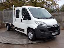 Citroen Relay 35 L3 CREWCAB CAGED TIPPER - Thumb 2