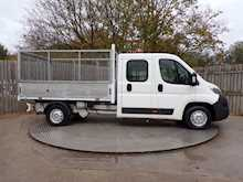 Citroen Relay 35 L3 CREWCAB CAGED TIPPER - Thumb 3