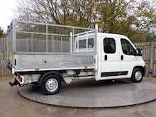Citroen Relay 35 L3 CREWCAB CAGED TIPPER - Thumb 4