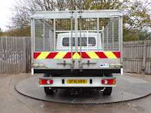 Citroen Relay 35 L3 CREWCAB CAGED TIPPER - Thumb 5