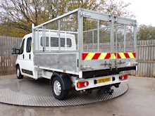 Citroen Relay 35 L3 CREWCAB CAGED TIPPER - Thumb 6