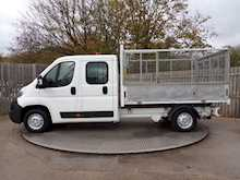 Citroen Relay 35 L3 CREWCAB CAGED TIPPER - Thumb 7