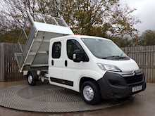 Citroen Relay 35 L3 CREWCAB CAGED TIPPER - Thumb 10