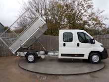 Citroen Relay 35 L3 CREWCAB CAGED TIPPER - Thumb 11