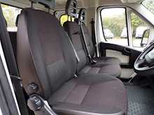 Citroen Relay 35 L3 CREWCAB CAGED TIPPER - Thumb 17