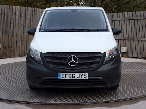 Vito 111 Cdi Panel Van 1.6 Manual Diesel