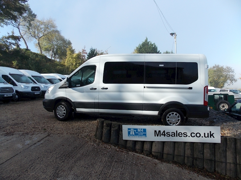 Ford Transit 15 seat trend model,full a/c Image 1
