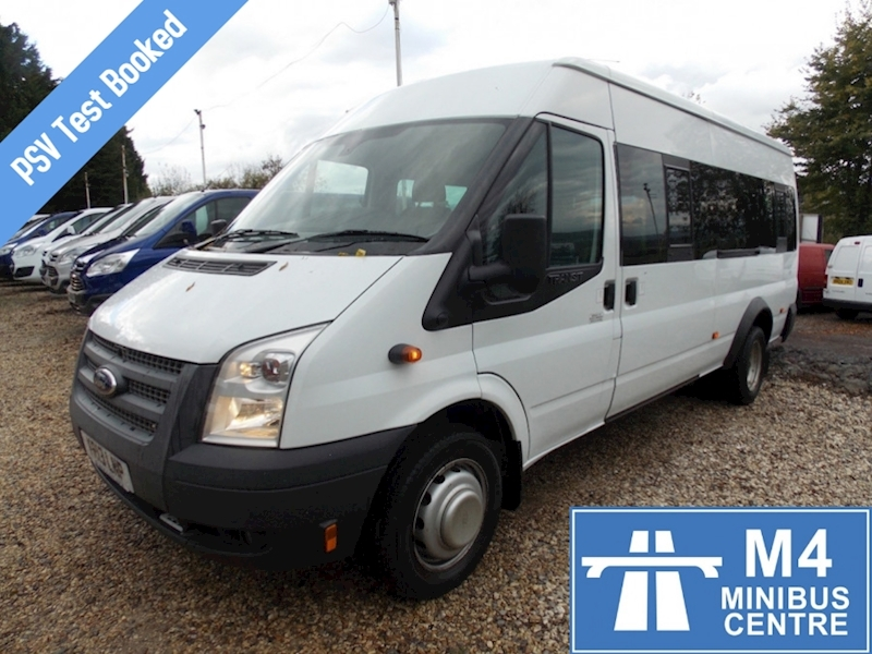 Ford Transit 135ps  17 Seat Tacho Image 1