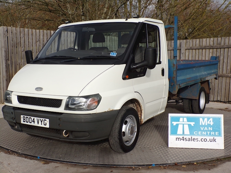 Ford Transit 350 Tipper No Vat Image 1