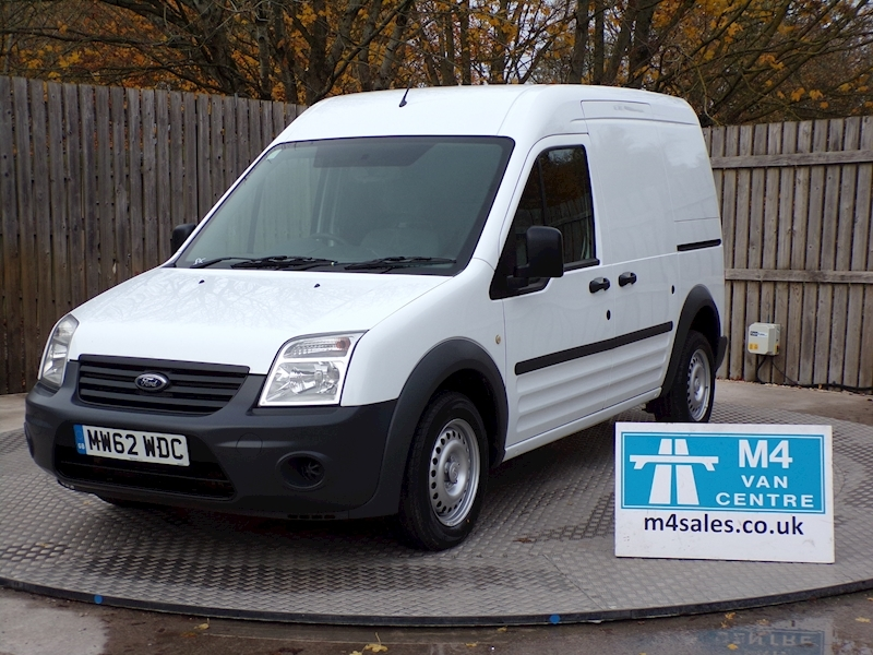 Ford Transit Connect T230 H/R LWB 90PS A/C Image 1