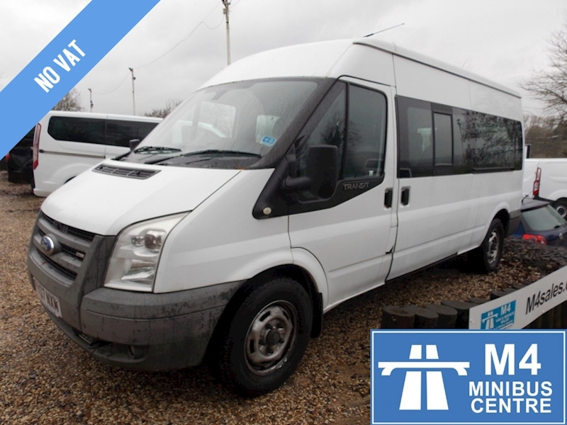 Ford Transit 3.5T 15 Seater Image 1