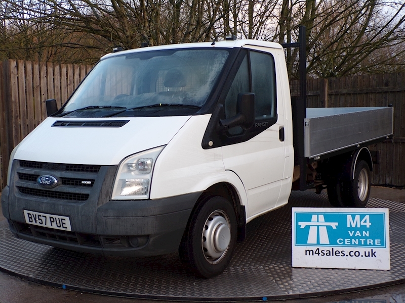 Ford Transit 350 Mwb Tipper 100ps Image 1