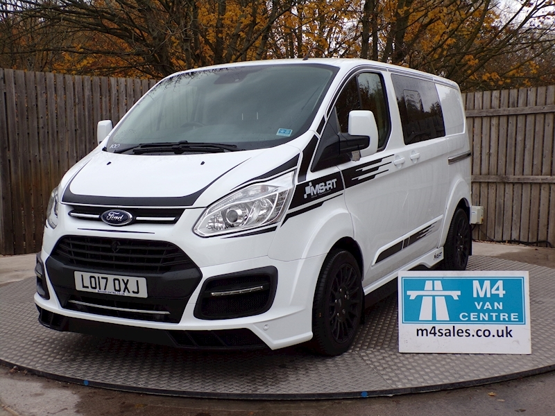 Ford Transit Custom 310 Limited SWB M SPORT CREWVAN 170PS EURO 6 Image 1